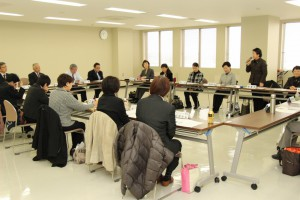 各JAの女性部代表者と木村会長が意見交換